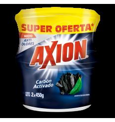 Axión Carbón Activado 2x450Gr