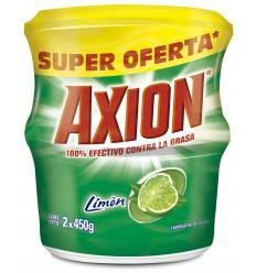 Axión Limón 2x450Gr