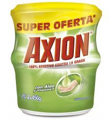 Axión Con Aleo Y Vitamina E 2X450Gr