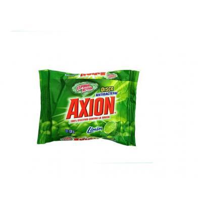 Lavaplatos Axion X 130 G Disco Limon