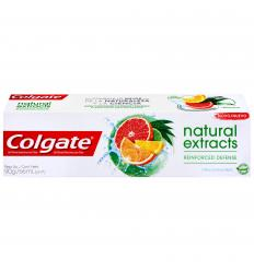 Crema Dental Colgate Natural Extracts x66ML