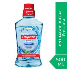 Enjuague Bucal Colgate Plax Soft Mint x500ML