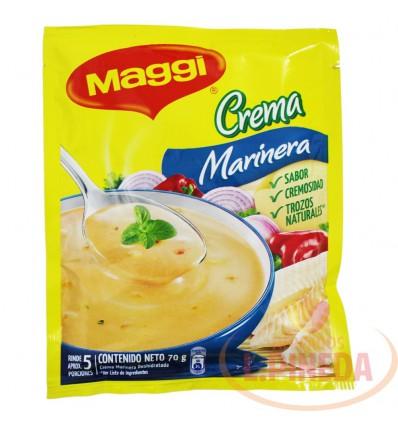 Crema Maggi X 70 G Marinera