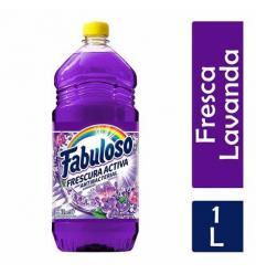 Fabuloso Frescura Activa Fresca Lavanda x1L