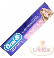 Crema Oral-B 3d White 53ml