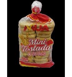 Mini Tostada Mua x28Und