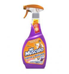 Mr Musculo Limpieza Y Brillo Sin Vetas 500Cm