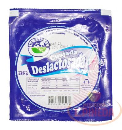 Cuajada El Zarzal Deslactosada X 450 G