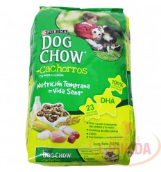 Cuido Dogchow 1000 G Cachorros 1 Mes A Meses