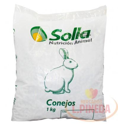 Cuido Para Conejos Solla X 1 K
