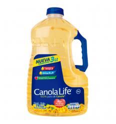 Aceite Canola Life X 3000 ML