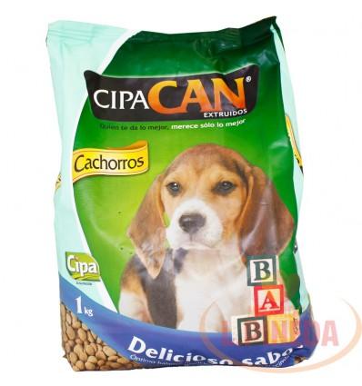 Cuido Para Perros Cipacan X 1000 G Cachorro