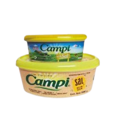 Margarina Campi con Sal X 1 KG gratis Margarina Campi X 250 G