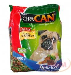 Cuido Para Perros Cipacan X 800 G Adultos Razas Pequeñas