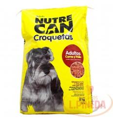 Cuido Perros Nutrecan Croquetas X 15 K