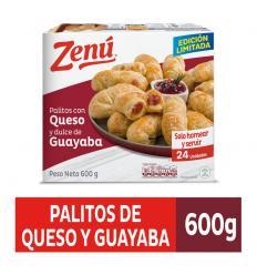 Palitos de Queso y Guayaba Zenú X 600 G