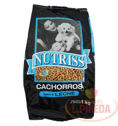 Cuido Perros Nutriss 1000 G Cachorros Sabor Leche