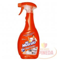 Desengrasante Mr Musculo Accion Naranja X 500 CC