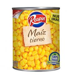 Maiz Tierno Respin X 600 G