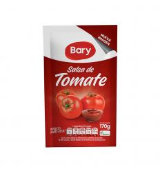 Salsa de Tomate Bary X 170 G