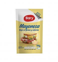 Mayonesa Bary X 400 G