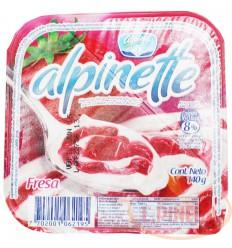 Alpinette X 140 G Fresas