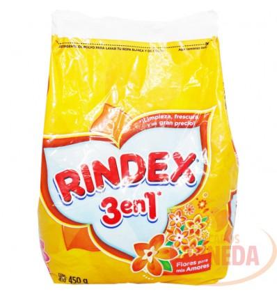 Detergente Rindex Floral X 450 G