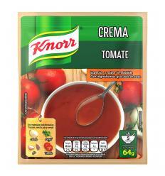 Crema Knorr X 64 G Tomate