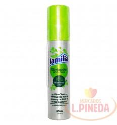 Elimiminador De Olores Baño X 33 ML Bam