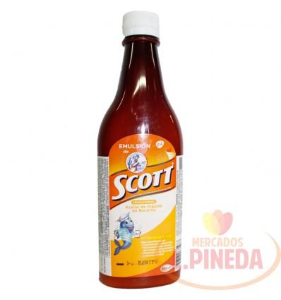 Emulsion De Scott X 360 ML Tradicional