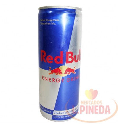 Energizante Red Bull X 250 ML