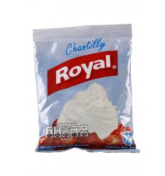 Crema Chantilly Royal X 100 G