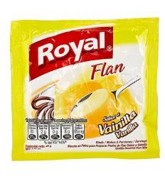 Flan de Vainilla Royal X 40 G