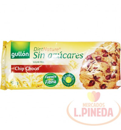 Galletas Chip Choco Diet X 125 G Gullon