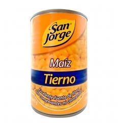 Maiz Tierno San Jorge x600 gr