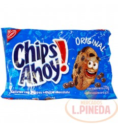 Galletas Chips Ahoy Nabisco X 270 G