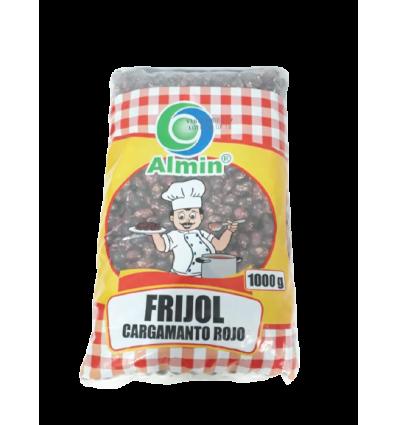 Frijol Cargamanto Rojo Almin x 1000 g