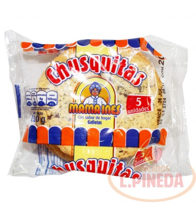 Galletas Chusquitas X 110 G 5 Unds