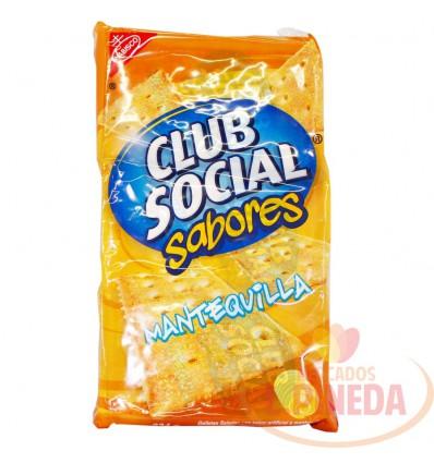 Galletas Club Social Mantequilla