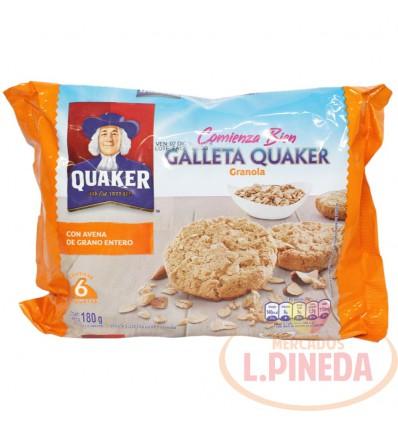 Galletas De Avena Con Granola X 30 G Paquete