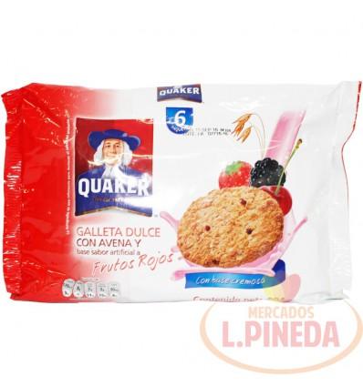 Galletas De Avena Quaker X 34 G Frutos