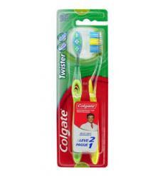 Cepillo Dental Colgate Twister x2Und