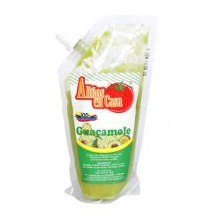 GUACAMOLE NATURAL ALIÑOS EN CASA X 200 G
