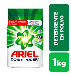 Detergente Ariel X 1 KG Doble Poder