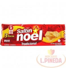 Galletas Saltin Noel 3 Tacos X 315 G Tradicional