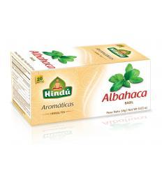AROMATICA HINDU X 18 G ALBAHACA