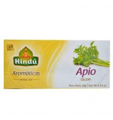 AROMATICA HINDU X 18 G APIO CELERY