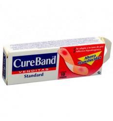 CURAS CUREBAND X 10 UND