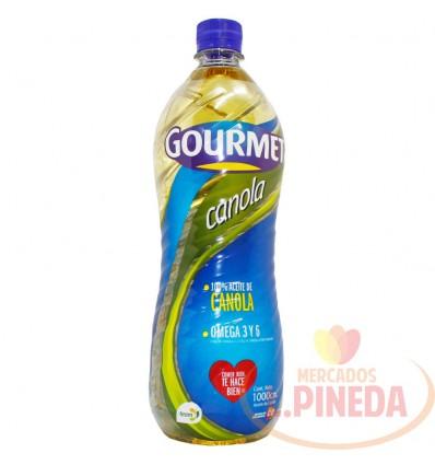 Aceite Gourmet Canola X 1000 ML