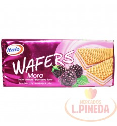 Galletas Wafers Italo Mora X 117 G